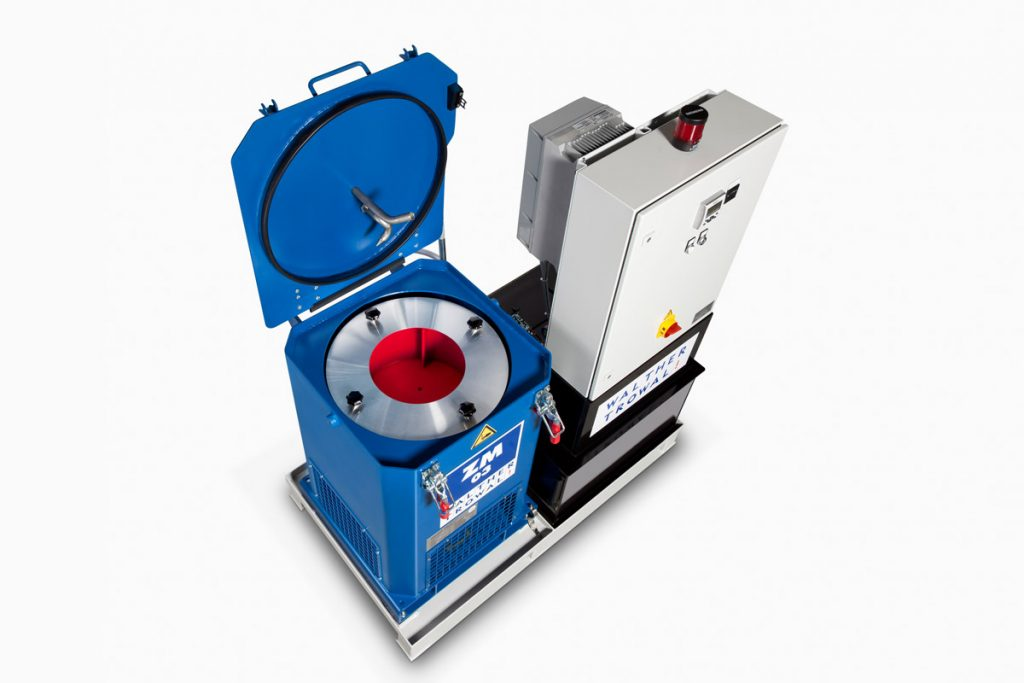 macchina centrifuga model ZM